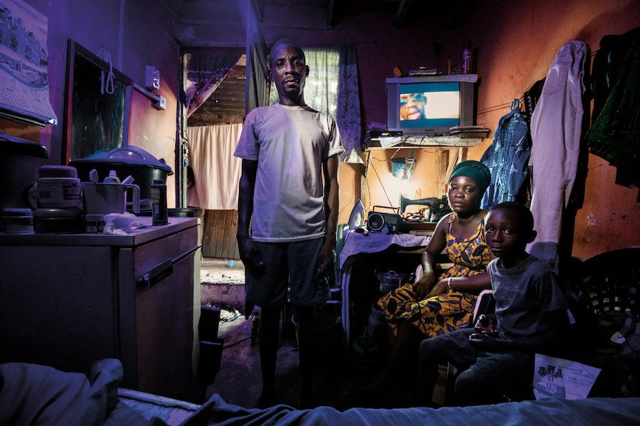 Mostra fotografica Africa Energy