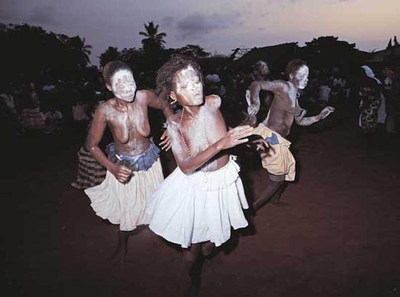 Mostra fotografica Donna Africa