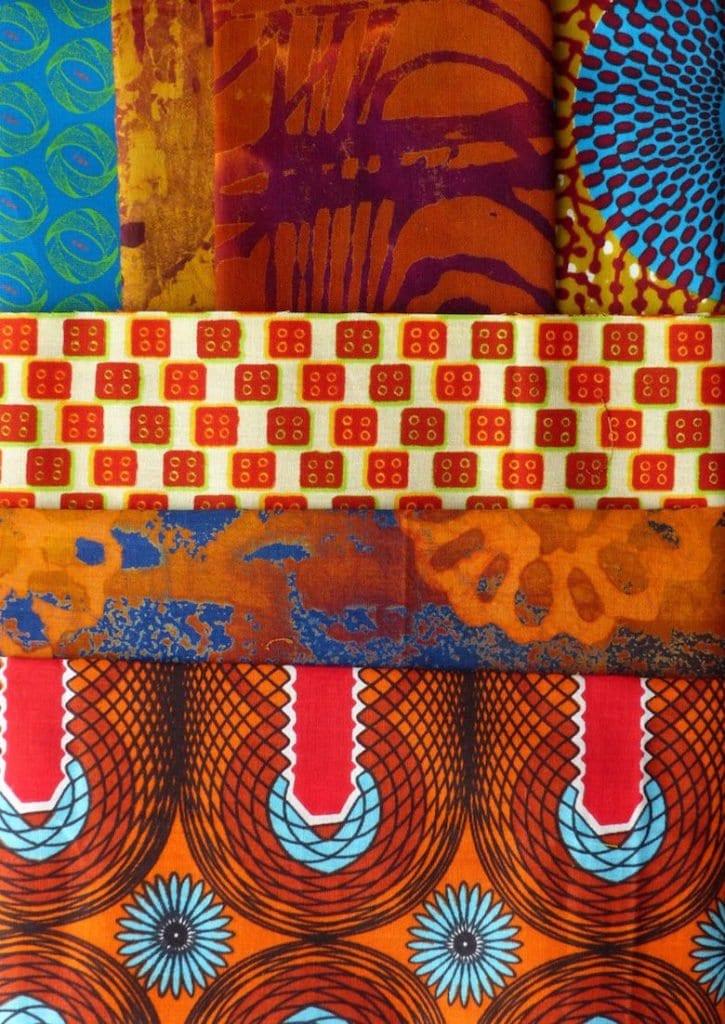 L'emporio dei tessuti e dei batik