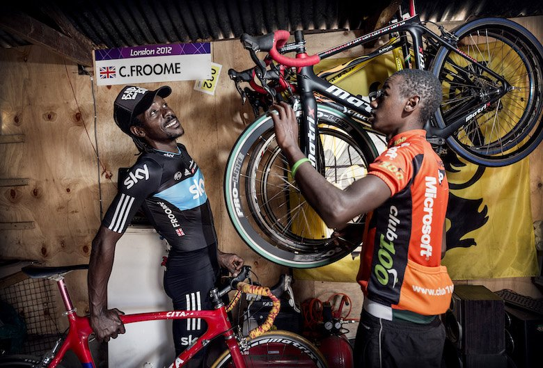 ciclismo africano
