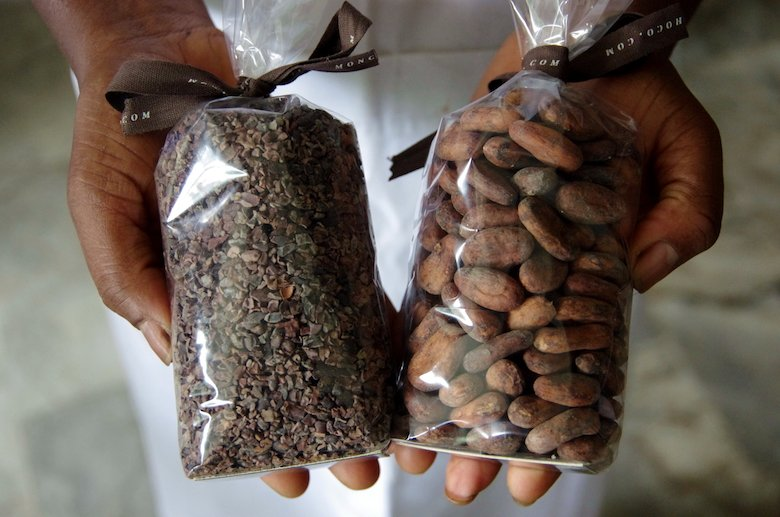 Costa d'Avorio: la fabbrica del cioccolato