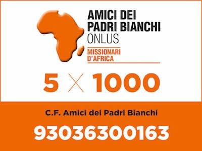 5x1000 Padri Bianchi