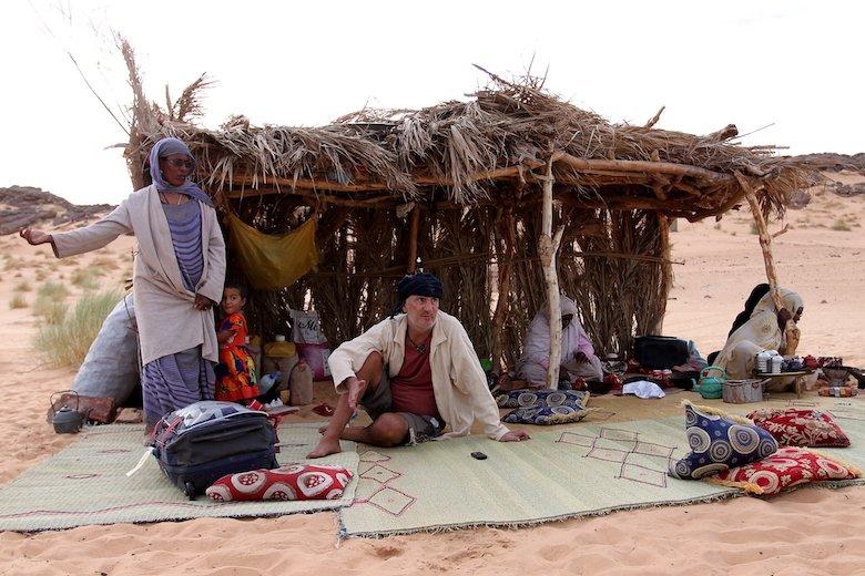 Mauritania, da fotografo di moda alla vita nel deserto