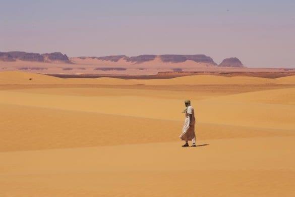 Sahara viaggiatori