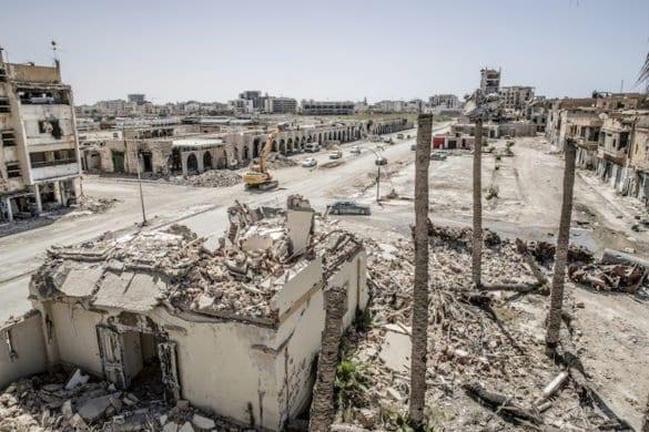 Libia nel cuore ferito di Bengasi 02