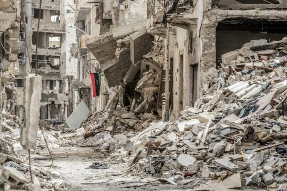 Libia nel cuore ferito di Bengasi 03