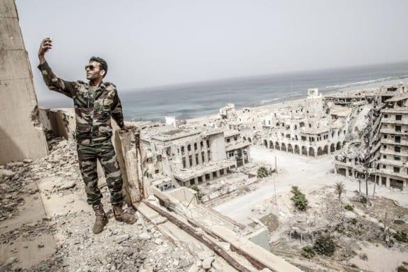Libia nel cuore ferito di Bengasi