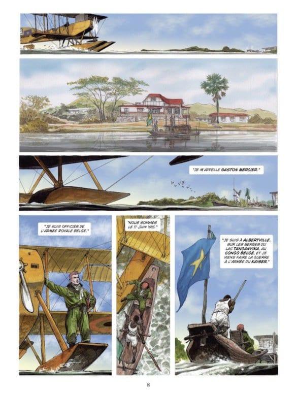 "Nuova rubrica ""GrAfric Novel"": Madame Livingstone"