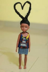 Bambole afro