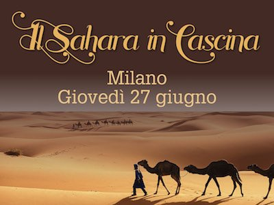 sahara in cascina