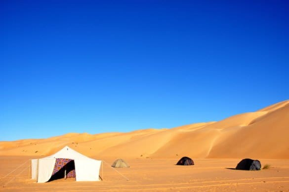 Viaggio in Mauritania