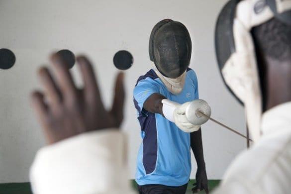 Scherma Senegal