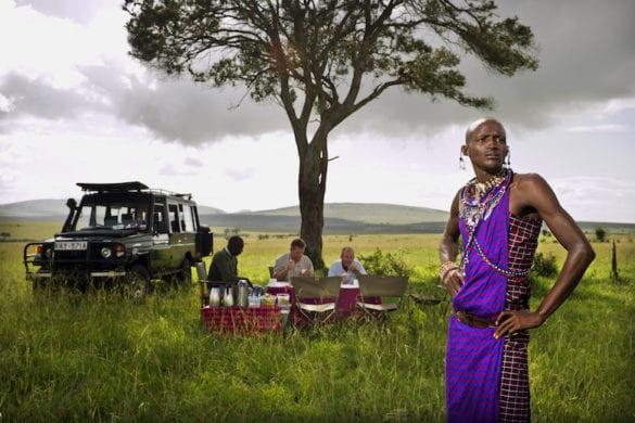 Turismo in Africa
