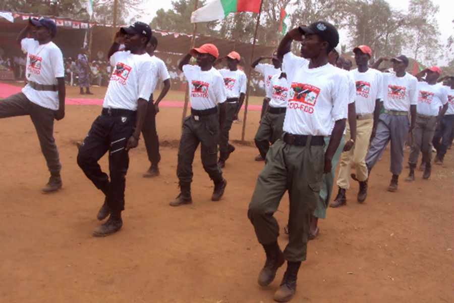 Burundi siti di incontri