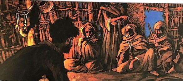 Abdallahi, Le serviteur de Dieu