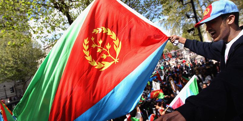 Eritreo sito di incontri UK