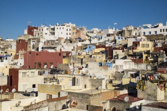 Tangeri, magica frontiera