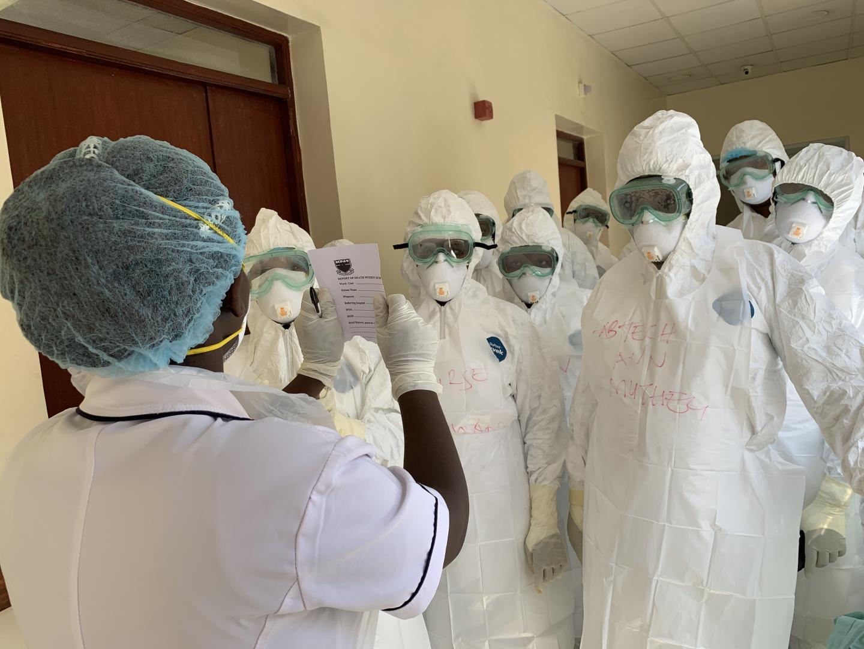 Africa: 10mila contagi di Covid-19
