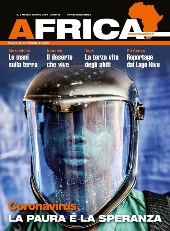 OP AFRICA maggio-giugno 2020