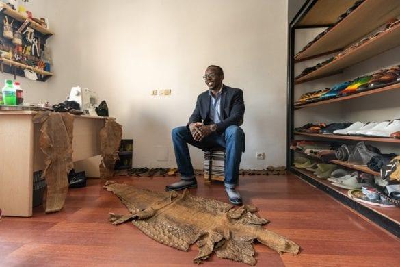 Scarpe Camerun 10