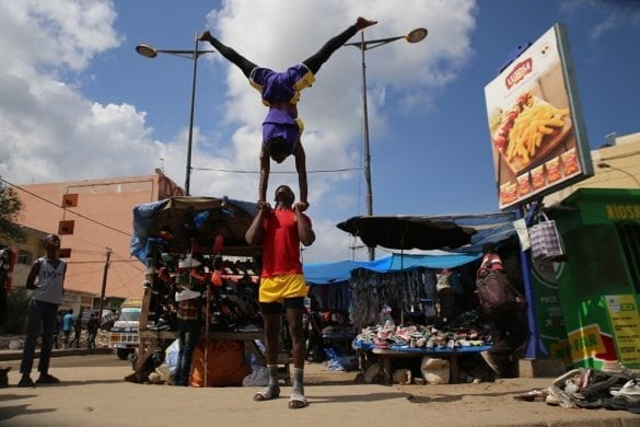 Circo Dakar 10