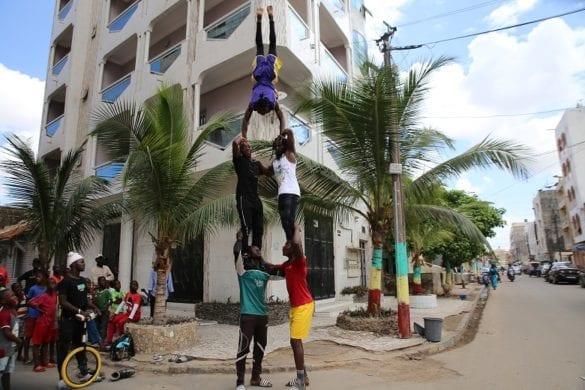 Circo Dakar 11