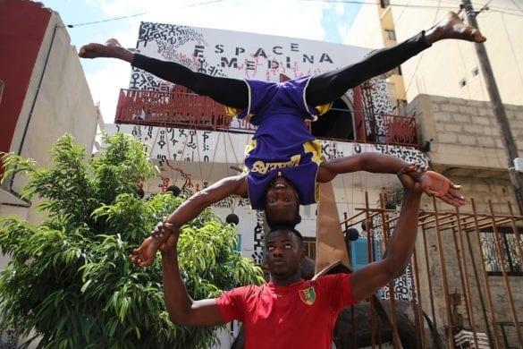 Circo Dakar 12