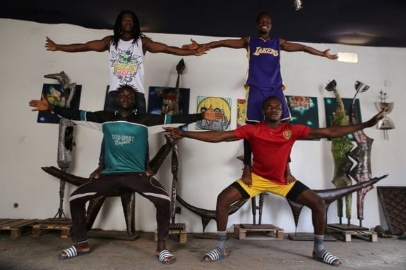 Circo Dakar 17