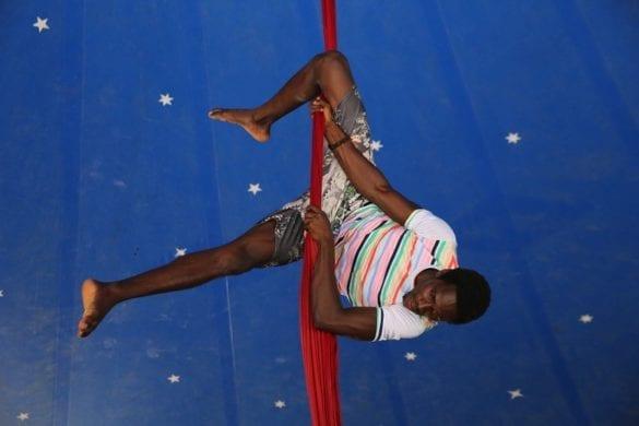 Circo Dakar 4