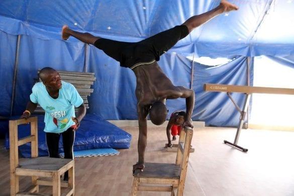 Circo Dakar 6
