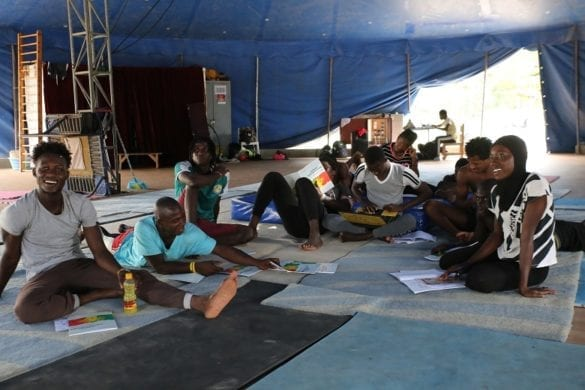 Circo Dakar 7