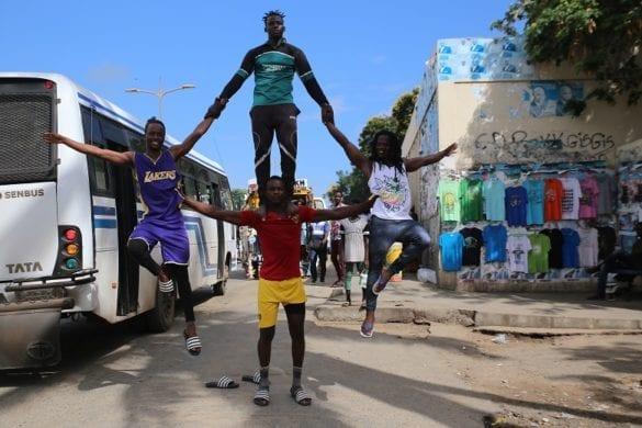 Circo Dakar 8