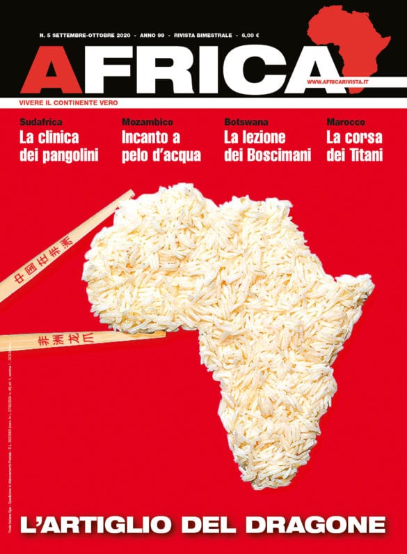 COP AFRICA settembre - ottobre 2020