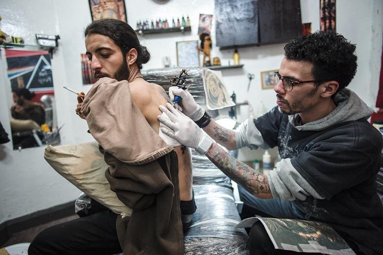 Tatuaggi Tunisi 2