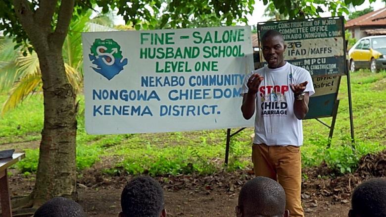 Sierra Leone mariti 3